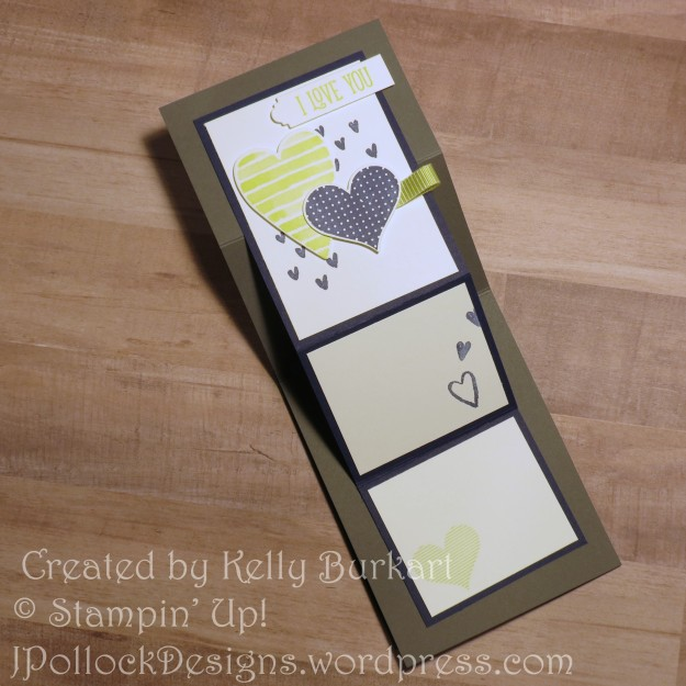 J. Pollock Designs - Stampin' Up! - Kelly Burkart