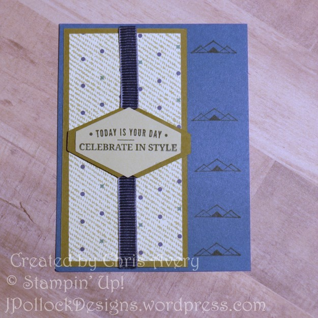 J. Pollock Designs - Stampin' Up! - Chris Avery