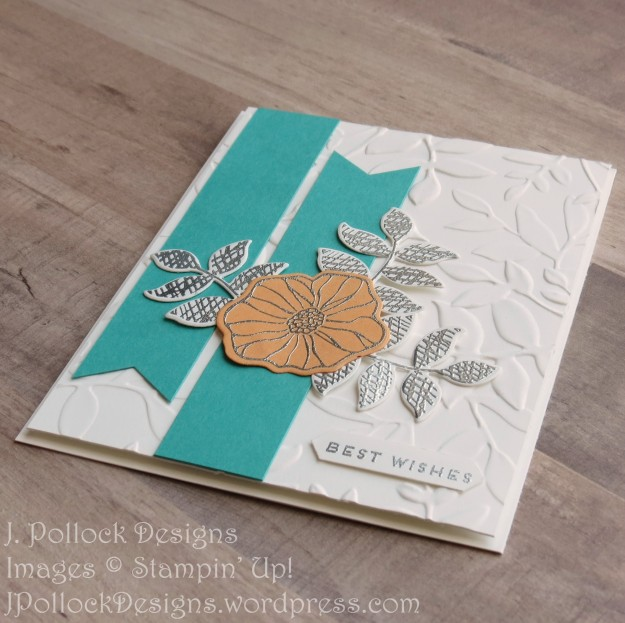 J. Pollock Designs - Stampin' Up! - Oh So Eclectic, Cake Soirée